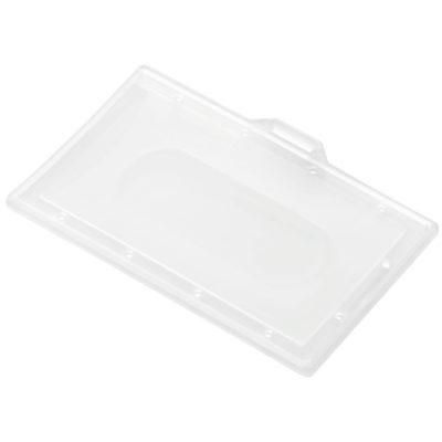 Plastikowy holder na identyfikator